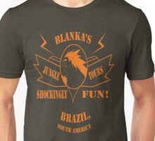 Blanka's Jungle Tours Unisex T-Shirt