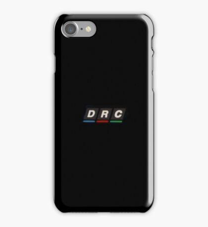 DRC. iPhone Case/Skin