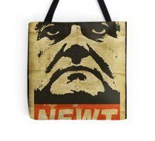 Newt has a posse Tote Bag