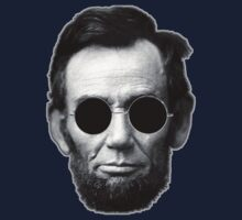 Abe Lincoln and Cheap Sunglasses by David Ayala