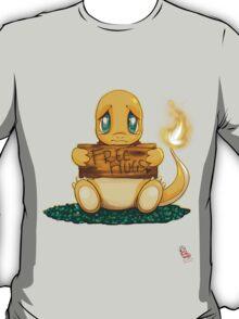 Charmander Free Hugs T-Shirt