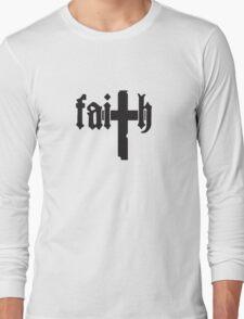 Faith Long Sleeve T-Shirt