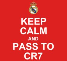 Keep Calm CR7 by YourTrade