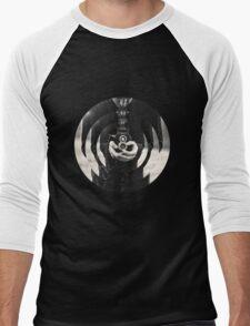Circle Camera. Men's Baseball ¾ T-Shirt