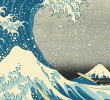 Hokusai - Under the Wave off Kanagawa Sticker
