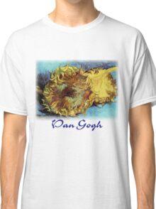 Vincent Van Gogh - Cut Sunflowers Classic T-Shirt