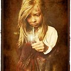 ~ The Little Girl With Matchsticks ~ by Alexanðra  Lexx Norðóttir