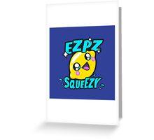 Ezpz Lemon Squeezy v2 Greeting Card