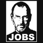 Steve Jobs- Apple - Computers (OLDER) by James Ferguson - Darkinc1