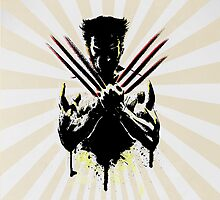 Wolverine by mark ashkenazi