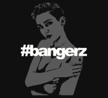 Miley Cyrus - Bangerz (White Design) by RWHTL