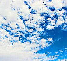 Clouds in the Sky by Nalin Solis