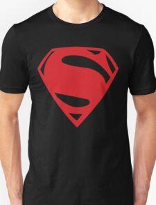 Superboy Man of Steel Logo T-Shirt