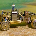 Diorama7 : Watch Parts Motorcycles by OfficialWPM