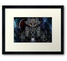 Corenicon, The Eagles Lair Framed Print