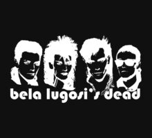 bela lugosi's dead by ChungThing