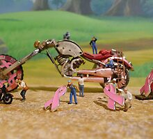 Diorama16 : Watch Parts Motorcycles by OfficialWPM