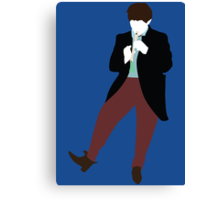 The Second Doctor - Doctor Who. Canvas Print
