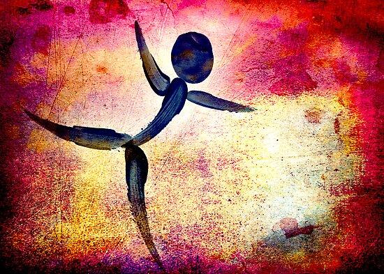 Dance Like You Are Flying... by Denis Marsili - DDTK