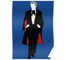 The Third Doctor - Doctor Who Poster