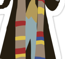 The Fourth Doctor - Doctor Who Sticker