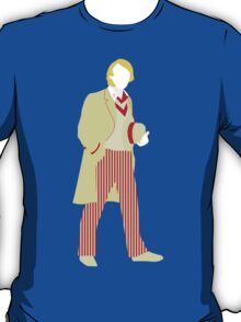 The Fifth Doctor - Doctor Who T-Shirt