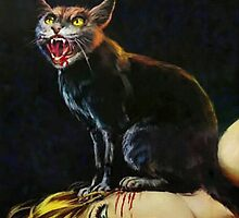 Black Cat - Killing of a Witch by BrianJoseph