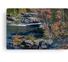 Northern Landscape Beauty Metal Print