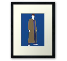 The Tenth Doctor - Doctor Who Framed Print