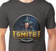 Smite Poseidon Logo Unisex T-Shirt