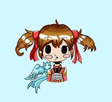 Dragon Tamer Silica SAO iPhone case by FictionalBunny