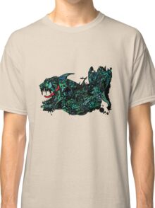 Neo London Mega Shark Shirt Classic T-Shirt