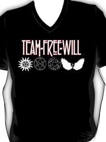 Team Free Will V2 T-Shirt