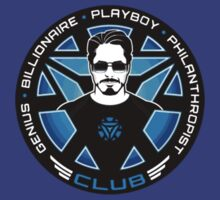 TONY STARK CLUB by SweetDreams13