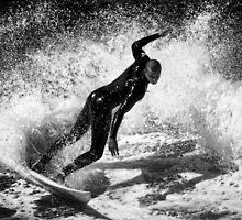 Surfer @ Cronulla by kutayk