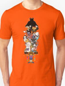 Undertale - FIGHT or MERCY ULTIMATE - HIGH QUALITY Unisex T-Shirt