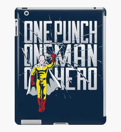 One Hero iPad Case/Skin
