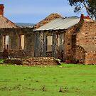 South Australia, Outback Countryside by photoj