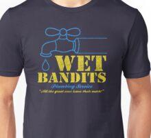 Wet Bandits Plumbing Unisex T-Shirt