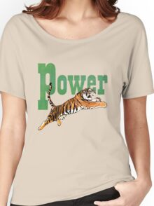 Vintage Gasstation Gas Power Women's Relaxed Fit T-Shirt
