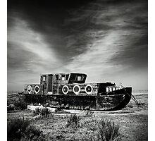 Blakeney Scape Photographic Print