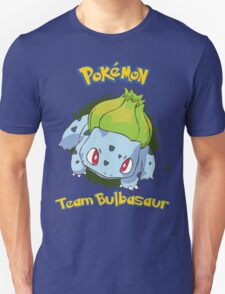 Team Bulbasaur - Pokemon X Y T-Shirt