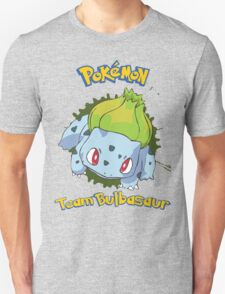 Team Bulbasaur - Pokemon X Y T-Shirt