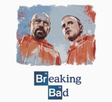 Breaking Bad - Orange Nice T-Shirt by ntsustyle