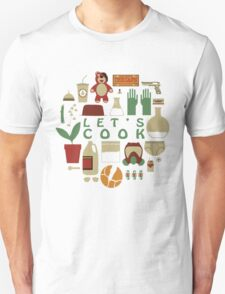Breaking Bad - Let's Cook T-Shirt