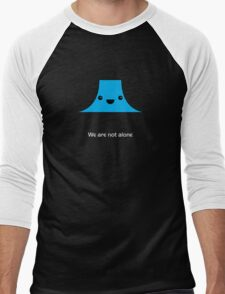 Cute Devil's Tower (Close Encounters of the Third Kind) Men's Baseball ¾ T-Shirt