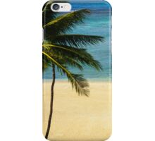 Hawaiian Beach iPhone Case/Skin