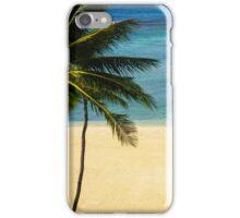 Hawaiian Beach iPhone Case/Skin