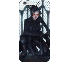 Val Halor's Alias iPhone Case/Skin