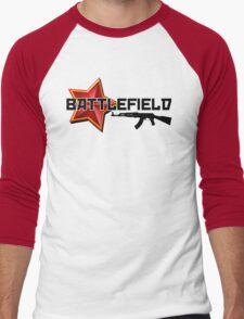 Battlefield - The Russian Perspective Men's Baseball ¾ T-Shirt